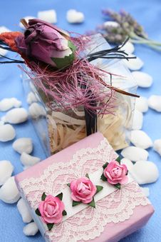 Soap Gift Set Royalty Free Stock Photo