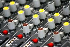 Free Mixer Royalty Free Stock Image - 5914706