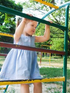 Free Children S Small Town Stock Photos - 5915033