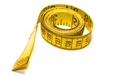 Free Tape Measure Stock Photography - 5915222