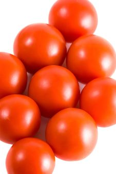 Free Tomato Background Royalty Free Stock Image - 5915516