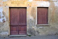 Free Door & Window Stock Image - 5915611