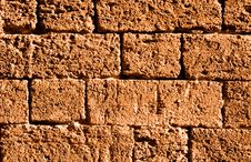 Free Brick Wall Background Royalty Free Stock Photos - 5915658