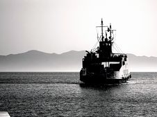 Free Ferry Boat Royalty Free Stock Photography - 5915807