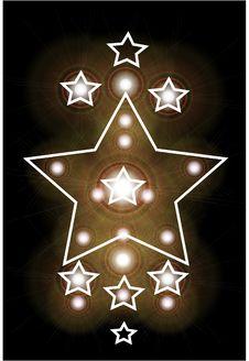 Free Stars And Light Royalty Free Stock Photos - 5915948