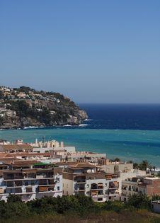 Free La Herradura Bay (from Urb., San Nicolas) ) Spain Stock Images - 5915974