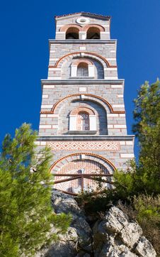 Free Monastery Of Saint George Of Selinari Stock Photography - 5916162