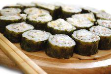 Free Maki Sushi Stock Photography - 5916352
