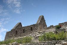Free Machu Picchu, Peru Stock Images - 5916744