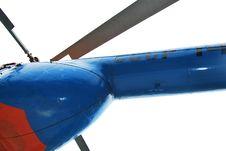 Free Soviet Helicopter MI-4 Stock Photo - 5917070