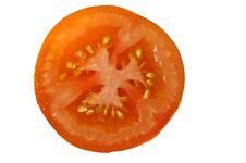 Free Half  A Tomato Royalty Free Stock Photos - 5917228