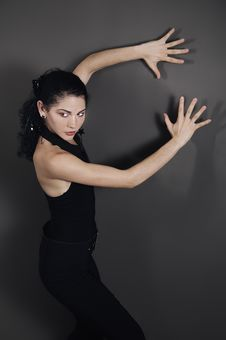 Free Flamenco Dancer Stock Photo - 5918140