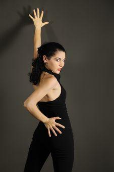 Free Dancer Royalty Free Stock Photos - 5918168