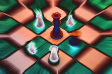 Free Chess Royalty Free Stock Images - 5918409