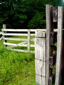 Free Farm Fencing Stock Photo - 5918480