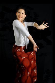 Free Flamenco Passion Stock Photos - 5918513