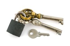 Free Keys And Lock Stock Photos - 5918713