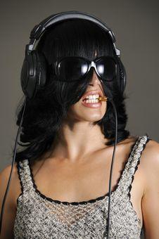 Free Alternative Woman Stock Photo - 5918730