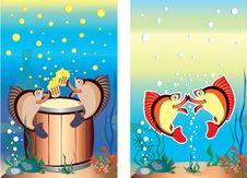 Free Fish Royalty Free Stock Photography - 5918787