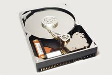 Free Hard Disc Royalty Free Stock Image - 5919176