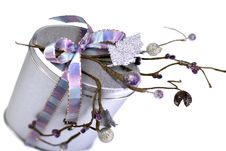 Free Metal Gift Box Stock Photos - 5919463