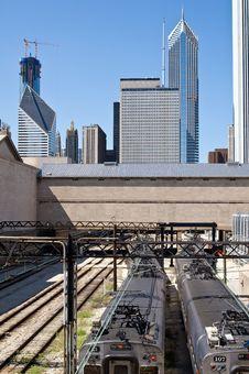 Free Chicago Transportation Stock Image - 5919771