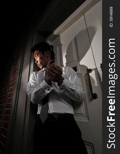 Agent/ Killer 18