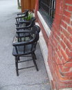 Free Row Of Chairs Stock Photography - 5921742