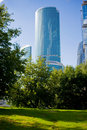Free Skyscrapers And Nature Royalty Free Stock Photos - 5928628