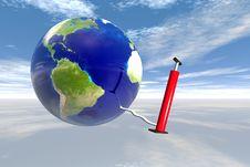 Free Earth Pump Stock Image - 5921041