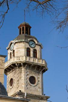 Free Clock Tower Stock Photos - 5921223