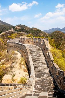Free Great Wall Of China Stock Photos - 5921643
