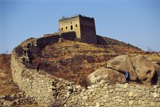 Free The Great Wall Stock Photos - 5921653