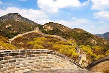 Free Great Wall Of China Stock Images - 5921734