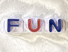 Free White Fun Royalty Free Stock Photography - 5921747