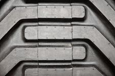Free Tractor Tire Pattern Stock Photo - 5921750