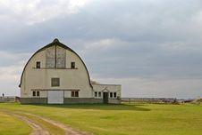 Free Abandoned Barn Royalty Free Stock Photo - 5921885