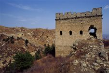 Free The Great Wall Stock Photos - 5922043