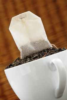 Free Tea Bag Stock Image - 5922061