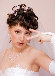 Free Proud Bride Stock Image - 5922201