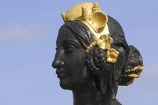 Free France; Paris;sculpture At Concorde Square Stock Photos - 5922393