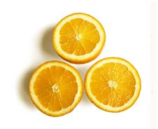 Free Three Oranges Stock Images - 5922424