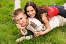 Free Happy Couple Stock Photography - 5922872