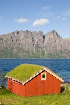 Free Boathouse, Aun Royalty Free Stock Photos - 5923238