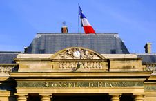 Free France, Paris, Palais Royal Royalty Free Stock Photography - 5923557
