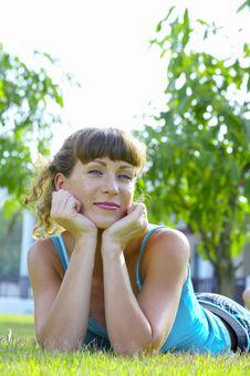 Free Summer Portrait Stock Image - 5923741