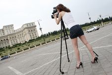 Free Reporter Royalty Free Stock Images - 5924029