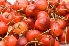 Free Fresh Cherry Stock Image - 5924121