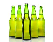 Free Beer In A Bottle Royalty Free Stock Photography - 5924187