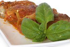 Free Italians Food Stock Photography - 5924352